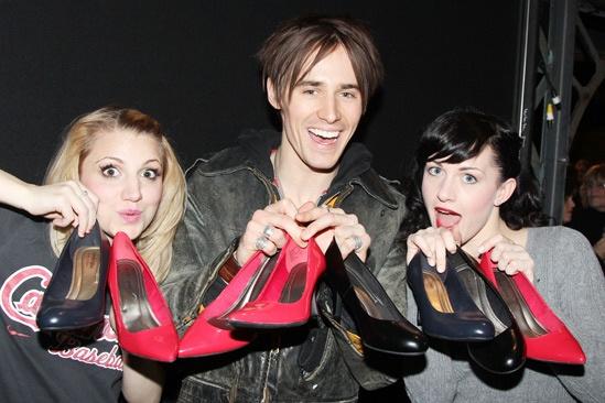 Kinky Boots- Annaleigh Ashford- Reeve Carney- Celina Carvajal