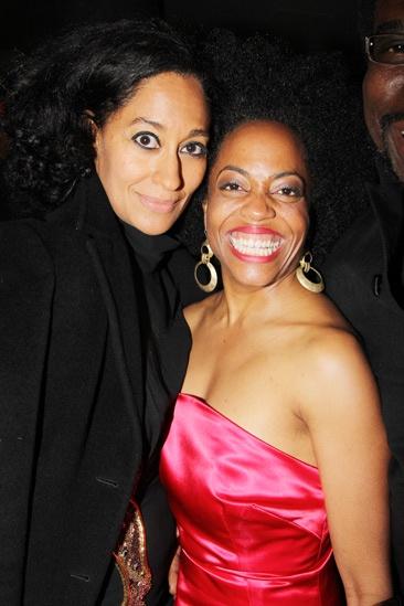 'Motown' Opening Night — Tracee Ellis Ross — Rhonda Ross