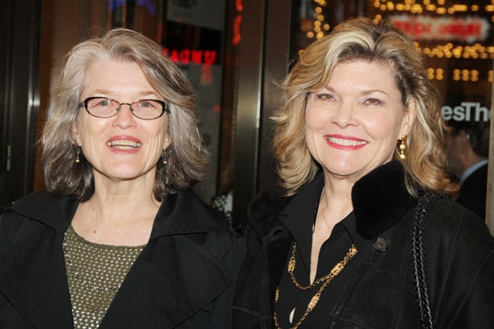 'The Big Knife' Opening — Cass Morgan — Debra Monk