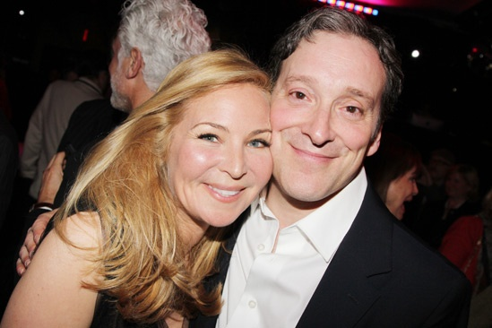 The Assembled Parties – Opening Night – Jennifer Westfeldt – Jeremy Shamos