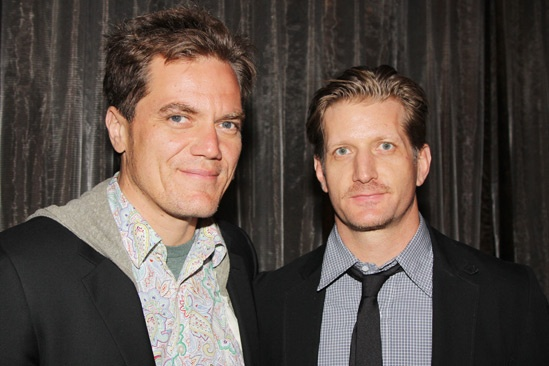Orphans – Opening Night – Michael Shannon – Paul Sparks