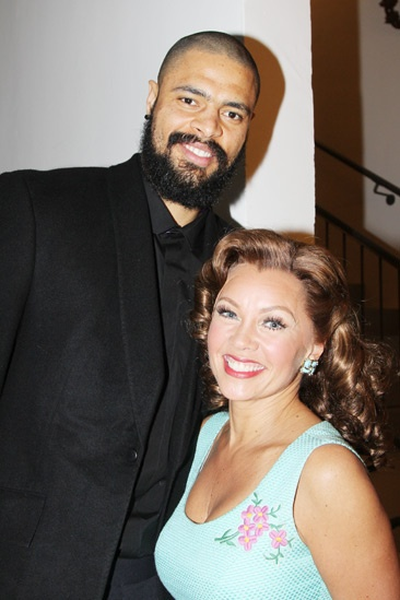 The Trip to Bountiful – Tyson Chandler Visit – Tyson Chandler – Vanessa Williams