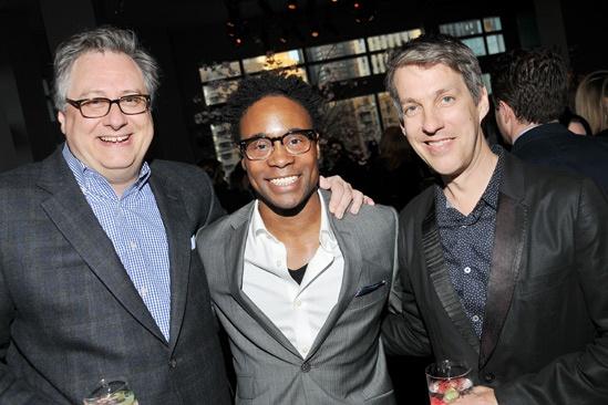 2013 Audience Choice Awards- Douglas Carter Beane- Billy Porter- Lewis Flinn