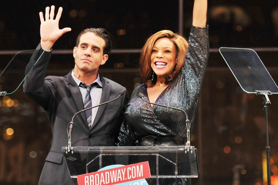 2013 Audience Choice Awards Ceremony — Bobby Cannavale — Wendy Williams