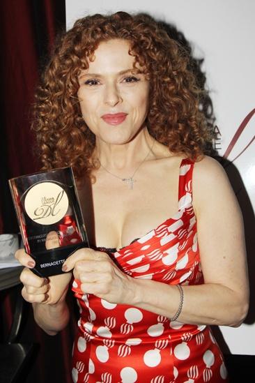 2013 Drama League Awards Luncheon — Bernadette Peters