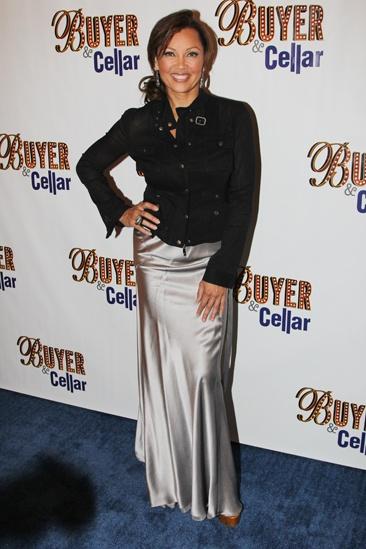 'Buyer & Cellar' Second Opening — Vanessa Williams