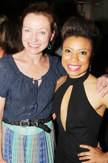 'Buyer & Cellar' Second Opening — Julie White — Shalita Grant