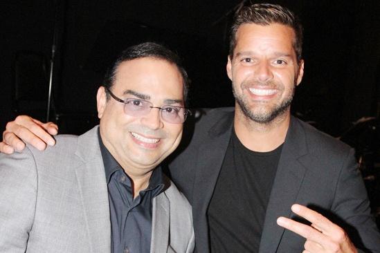 Forever Tango- Gilberto Santa Rosa- Ricky Martin