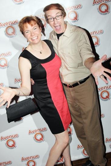 Avenue Q – 10th Anniversary – Jennifer Barnhart – Rick Lyon