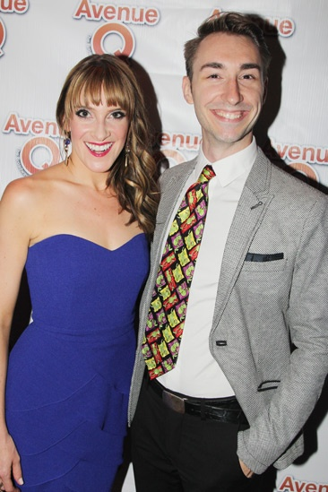 Avenue Q – 10th Anniversary – Lexy Fridell – Jason Jacoby
