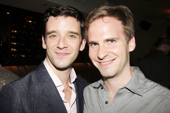 Buyer & Cellar – Michael Urie's Birthday – Michael Urie – Ryan Spahn