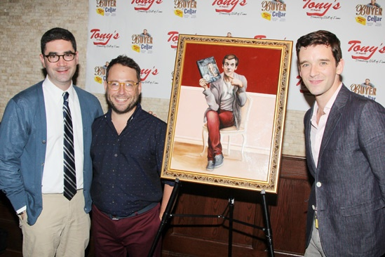 Buyer & Cellar – Michael Urie's Birthday – Jonathan Tolins – Stephen Brackett – Michael Urie