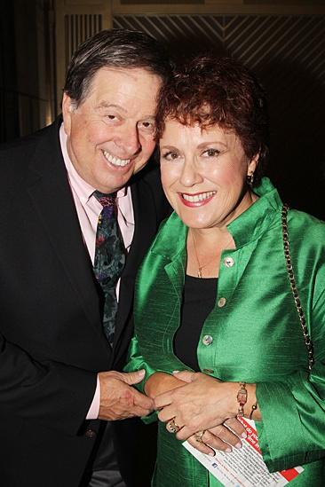 American Theatre Wing – Hal Prince Gala 2013 – David Green - Judy Kaye
