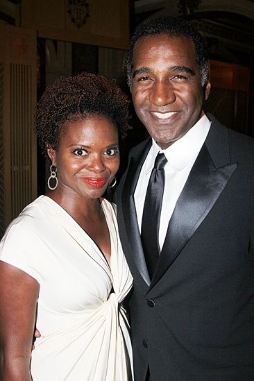 American Theatre Wing – Hal Prince Gala 2013 – LaChanze – Norm Lewis