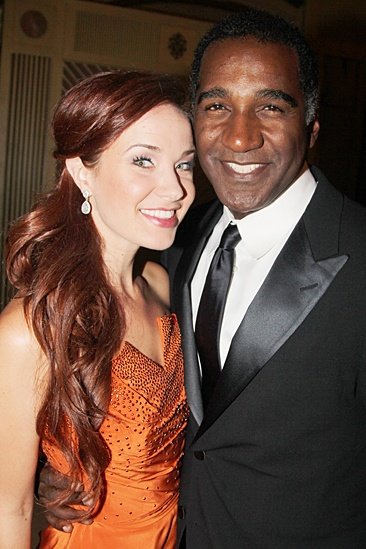 American Theatre Wing – Hal Prince Gala 2013 – Sierra Boggess – Norm Lewis