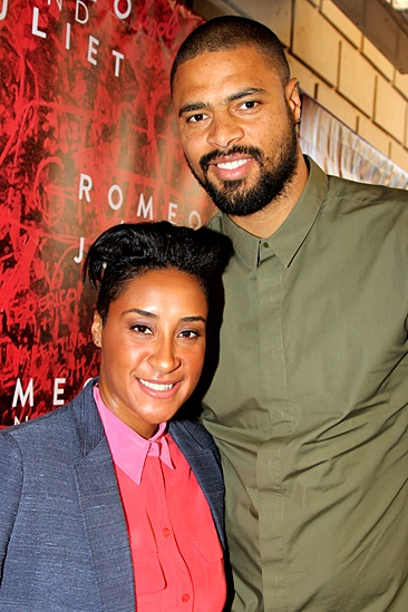 Romeo and Juliet – Opening Night – Kimberly Chandler – Tyson Chandler