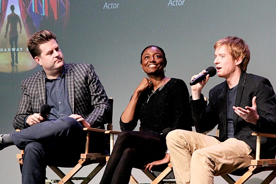 Pippin – Apple Store Soho – Paul Wontorek – Patina Miller – Matthew James Thomas