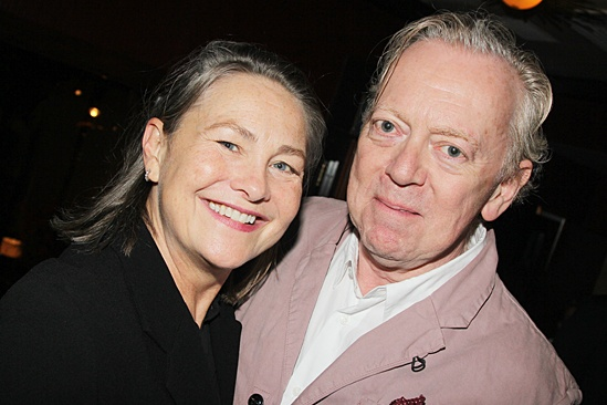 'The Glass Menagerie' Opening — Cherry Jones — Bob Crowley