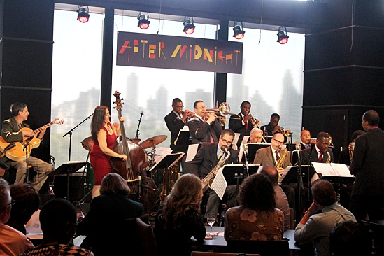 After Midnight – Preview Performance – Jazz Band