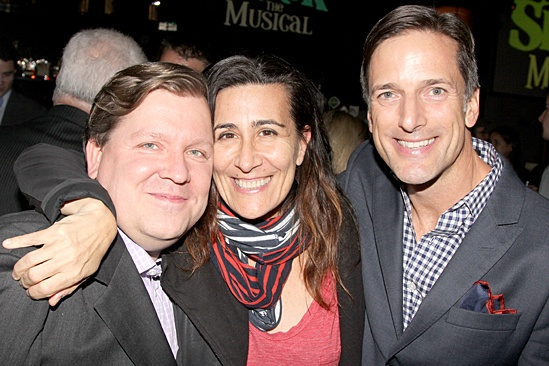 Shrek – DVD Release Party – David Lindsay-Abaire – Jeanine Tesori – Bill Damaschke