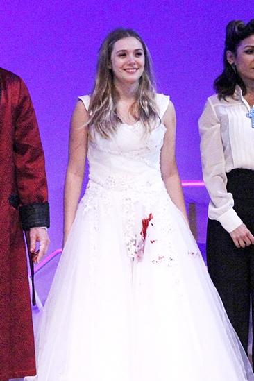 Romeo & Juliet – Opening Night – Elizabeth Olsen