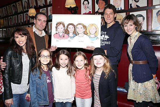 Sardi's Tribute – Lesli Margherita – Chris Hoch – Oona Laurence – Bailey Ryon – Sophia Gennusa – Milly Shapiro – Gabriel Ebert – Jill Paice