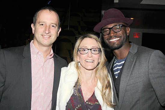 The Snow Geese – Opening Night – TK – TK – Taye Diggs
