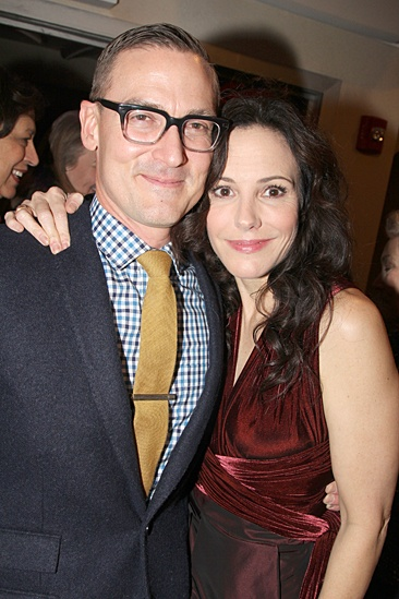 The Snow Geese – Opening Night – Sharr White – Mary-Louise Parker