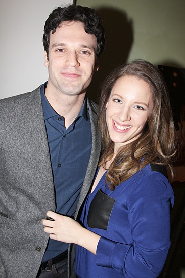 Beautiful: The Carole King Musical Meets the Press – Jake Epstein – Jessie Mueller