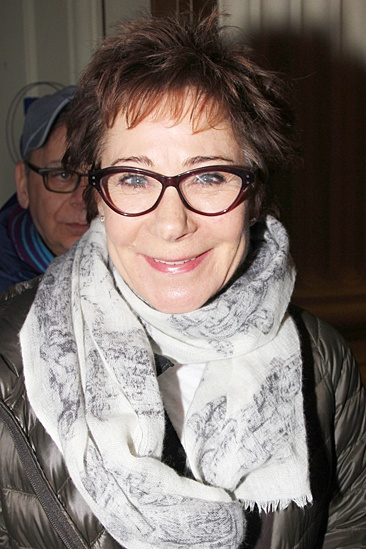 Waiting For Godot – Opening Night – Zoe Wanamaker