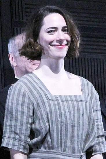 Machinal - Opening - Rebecca Hall