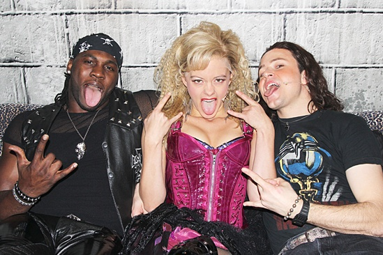 Rock of Ages - Op - Joique Bell - Kate Rockwell - Aaron C. Finley