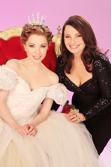 Cinderella - Commercial Shoot - Carly Rae Jepsen - Fran Drescher