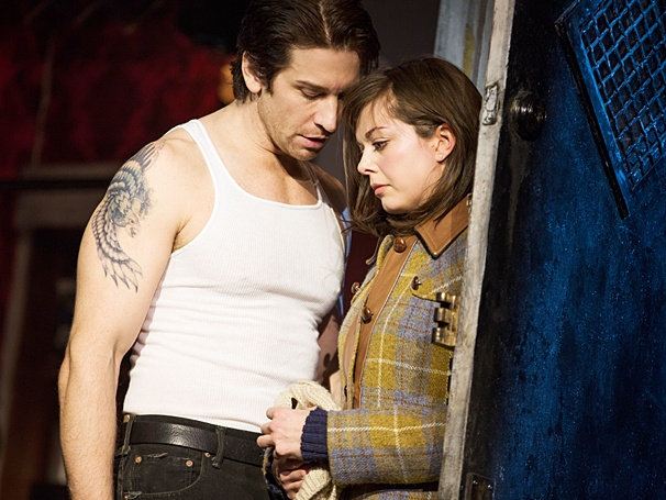 Rocky - Show Photos - PS - Andy Karl - Margo Seibert