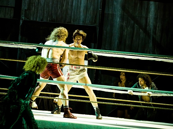 Rocky - Show Photos - PS - Adam Perry - Andy Karl