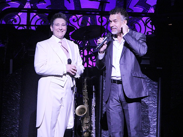 After Midnight - Ben Vereen and Brian Stokes Mitchell - OP - 3/14 - K.D. Lang - Brian Stokes Mitchell