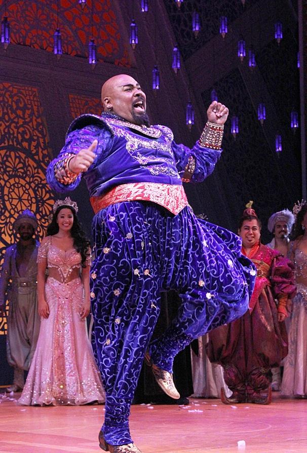 Aladdin - Opening - OP - 3/14 - James Monroe Iglehart