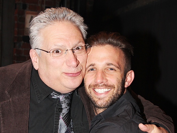 Kinky Boots - One Year Anniversary - OP - 4/14 - Harvey Fierstein - Thomas Recktenwald