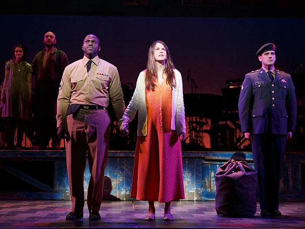 Sutton Foster - Joshua Henry - Colin Donnell