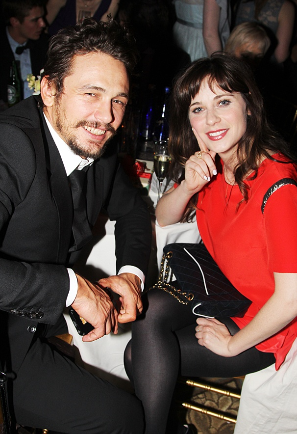 Of Mice and Men - Opening - OP - 4/14 - James Franco – Zooey Deschanel