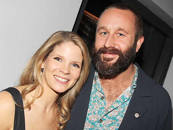 Meet the Nominees – OP – 4/14 – Kelli O'Hara & Chris O'Dowd
