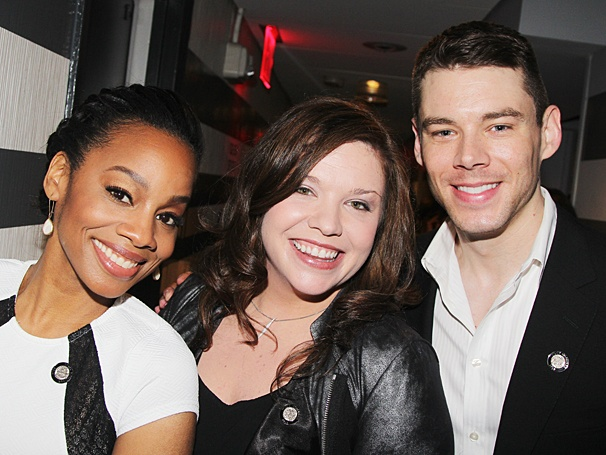 Meet the Nominees – OP – 4/14 – Anika Noni Rose - Mary Bridget Davies - Brian J. Smith