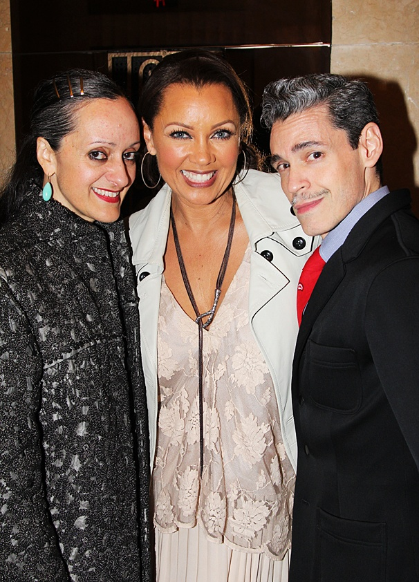 After Midnight - Tommy Tune Party - OP - 4/14 - Isabel Toledo - Vanessa Williams - Ruben Toledo