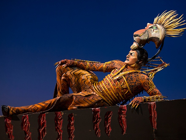 The Lion King - PS - 8/14 - Gareth Saxe