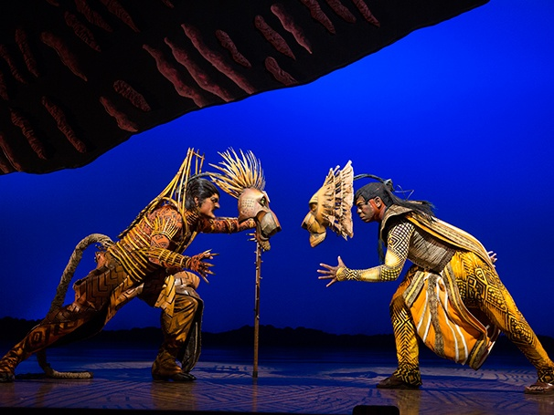The Lion King - PS - 8/14 - Gareth Saxe - Alton Fitzgerald White