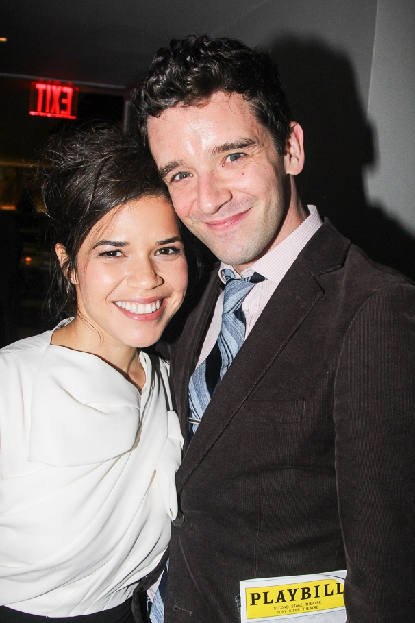Photos  Raise a Toast to America Ferrera  amp  the Cast of Lips Together