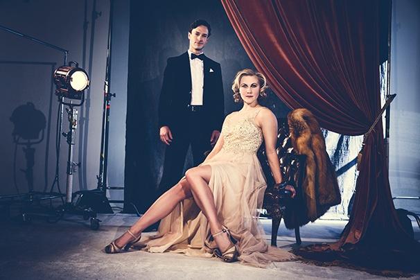 Dames at Sea - Photo Shoot - 11/15 - Cary Tedder - Eloise Kropp