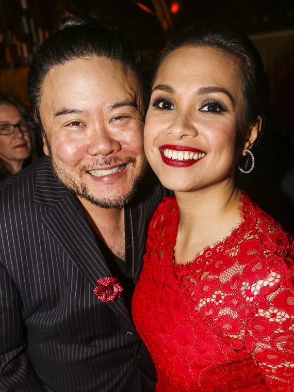 the gallery for gt lea salonga husband robert chien
