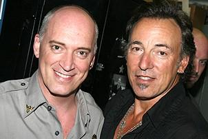 Photo Op - Bruce Springsteen at Jersey Boys - Donnie Kehr - Bruce Springsteen