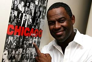 Photo Op - Brian McKnight in Chicago press event -  Brian McKnight (poster)